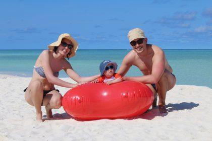 Maldive in famiglia!