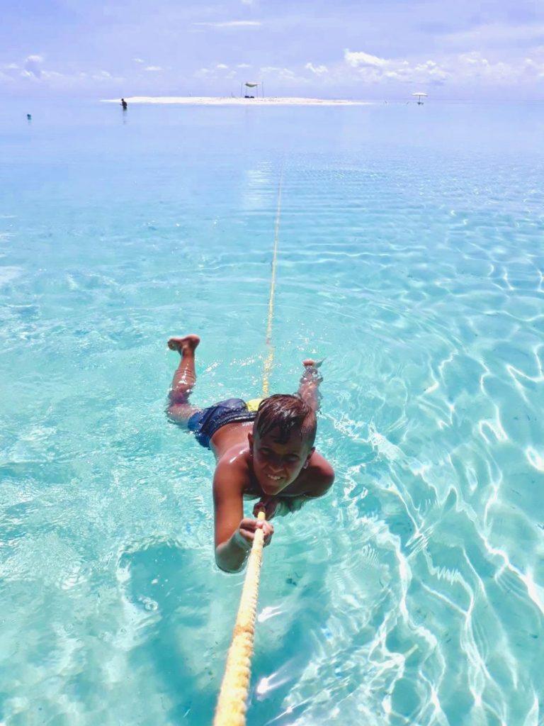 viaggio alle maldive con bambini piccoli