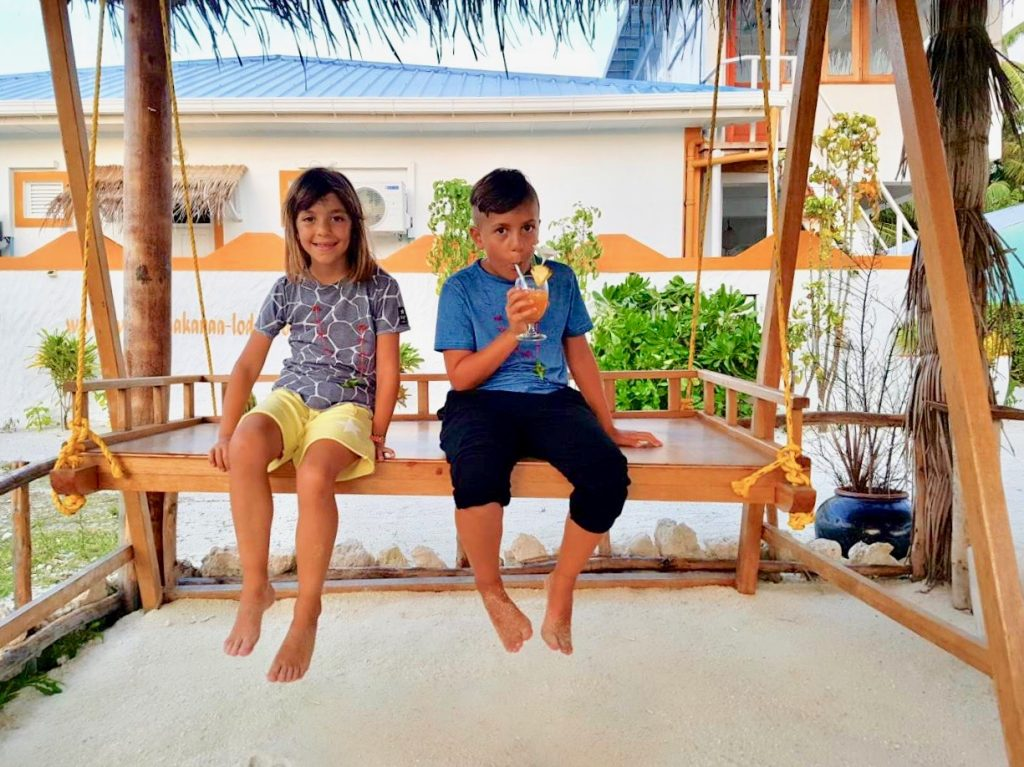 guesthouse maldive