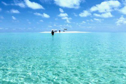 Viaggio per le maldive