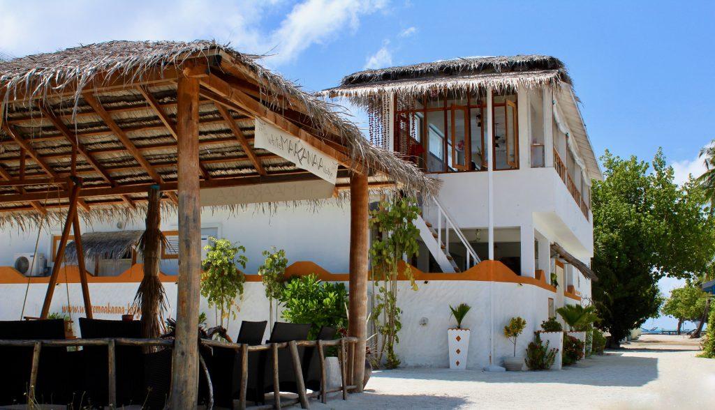 guest house italiana alle maldive