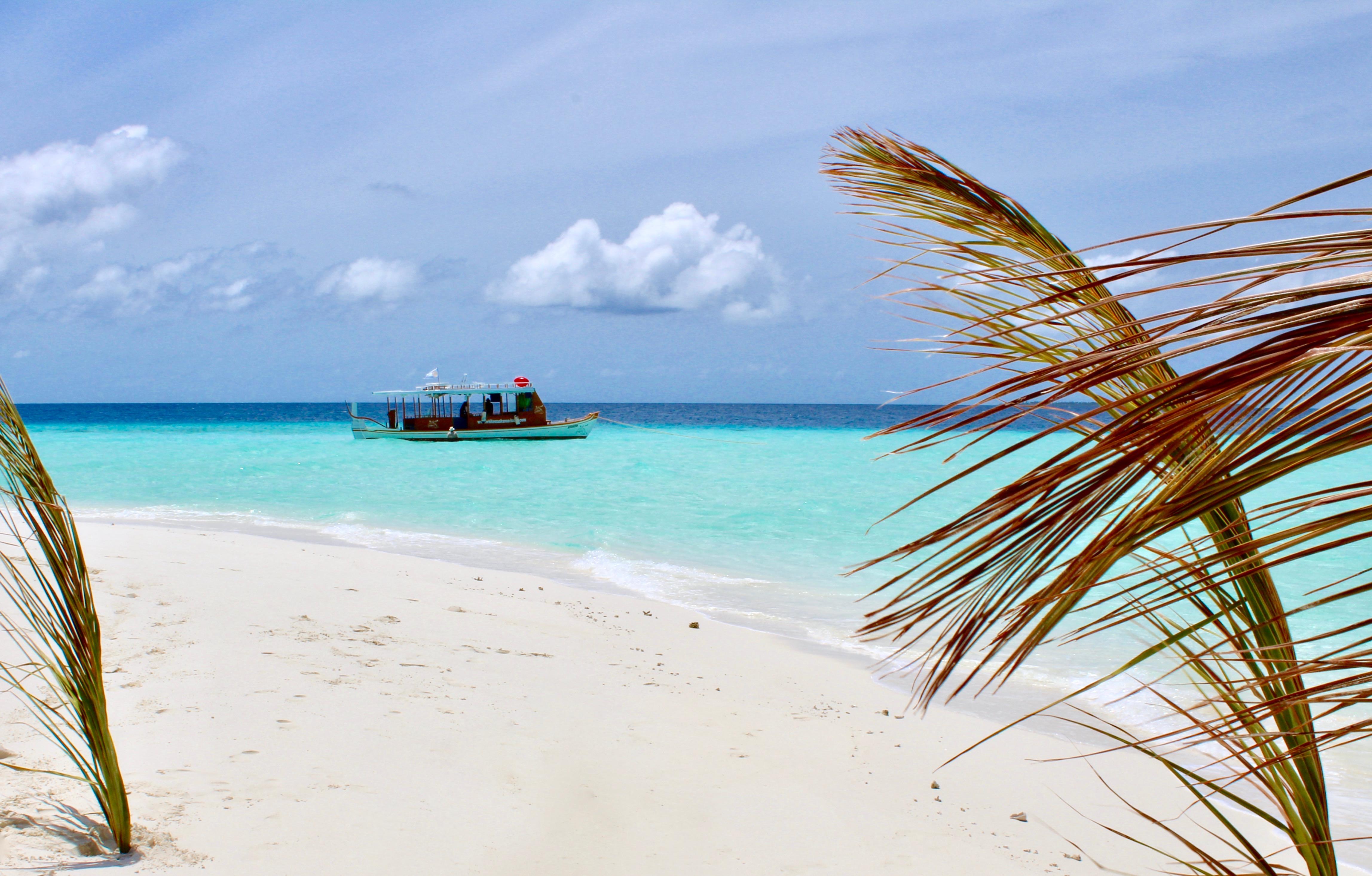 scoprire le Maldive