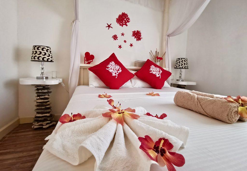 Guest house maldive camere